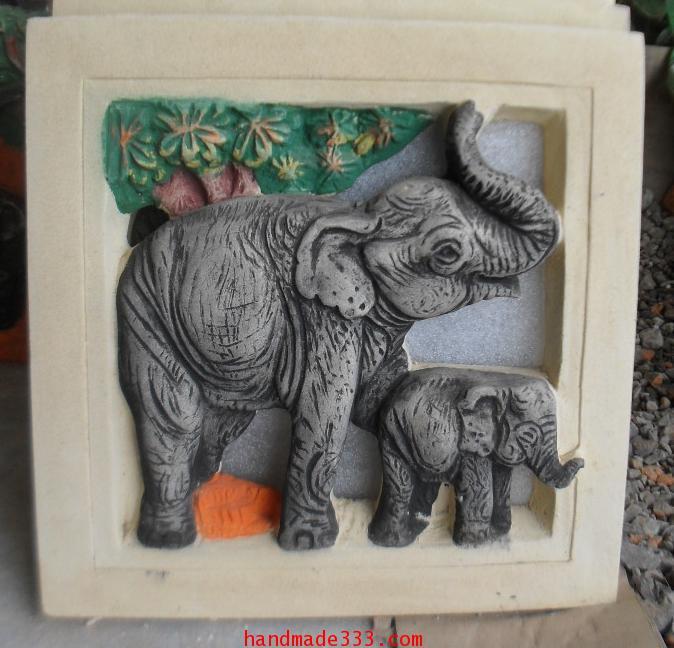 ช้าง เป็นช่องลม  30*30 ซม. (ราคา ไม่รวมค่าจัดส่ง)