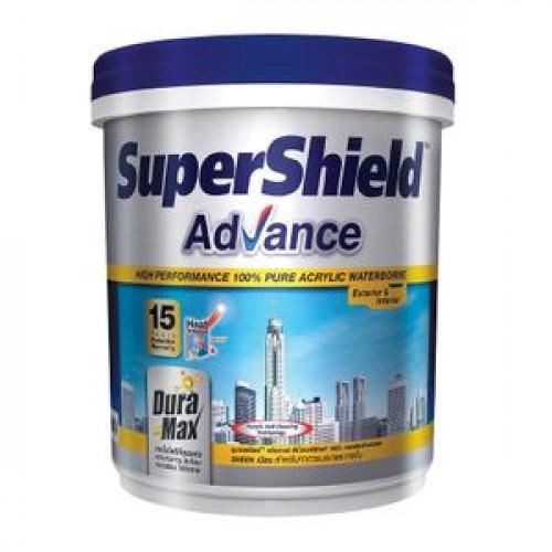สีรองพื้นปูนใหม่ TOA รุ่น Supershield Advance ขนาด 5 แกลอน สีขาว