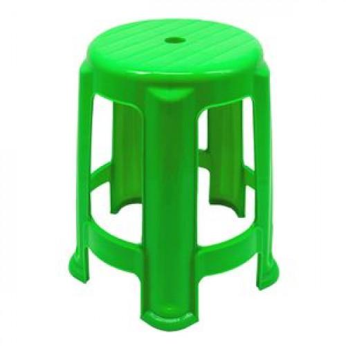 เก้าอี้ห้าขา เกรดเอ BIG ONE รุ่น 367 ขนาด 41 x 41 x 46 ซม. สีเขียว