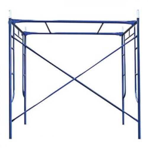 นั่งร้านเหล็กหนา 1.8 มม. MAXLIGER รุ่น SF1700B ขนาด 1700 x 1219 x 1829 มม. สีน้ำเงิน
