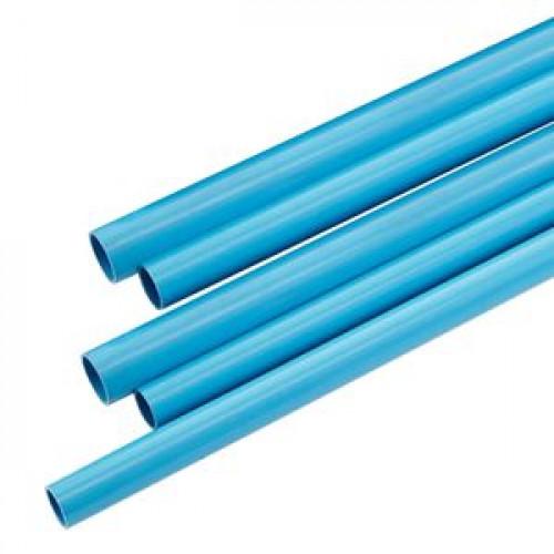 ท่อ PVC ชั้น 8.5 ตรามือ รุ่น 56-8.5(1/2) ขนาด 1/2 นิ้ว x 4 ม. สีฟ้า