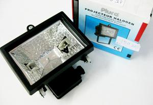 Projecteur Halogen