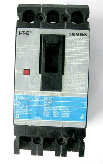 SIEMENS TYPE ED6   (C)