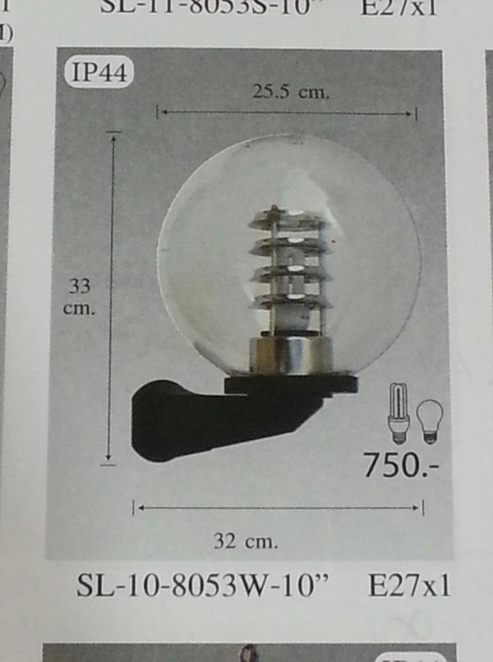 SL-10-8053W-10นิ้ว ผนัง (สินค้าต้องสั่งล่วงหน้า)