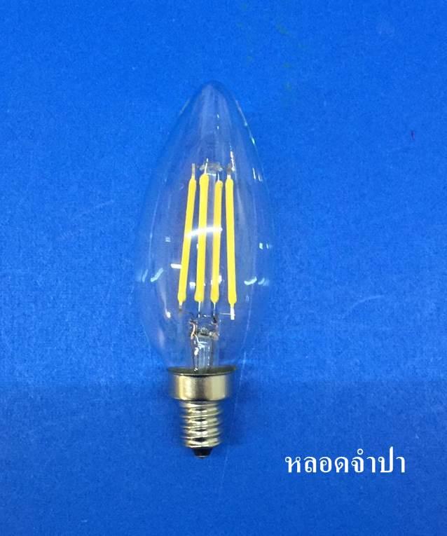 หลอดวินเทจ LED สวย ทน มีหลายแบบ 3
