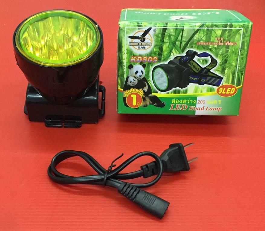 ไฟคาดหน้าผาก LED HAED LAMP