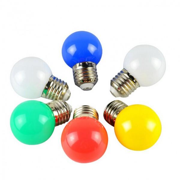 หลอดปิงปอง LED ขนาด 3 W