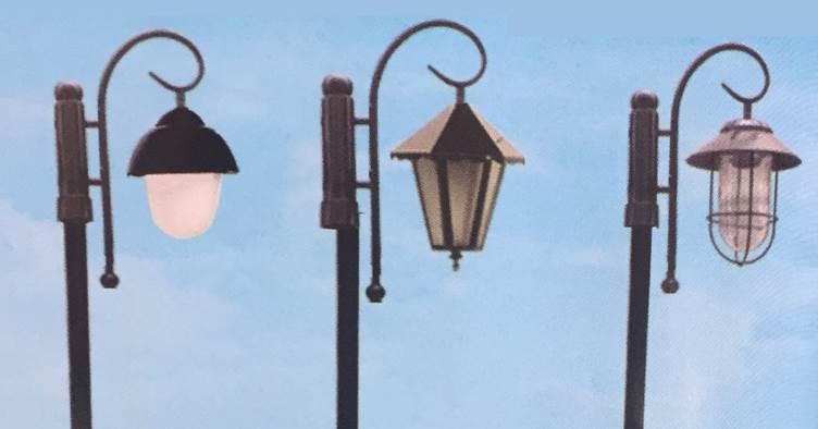 โคมไฟสนาม สวย หรู ราคาถูก