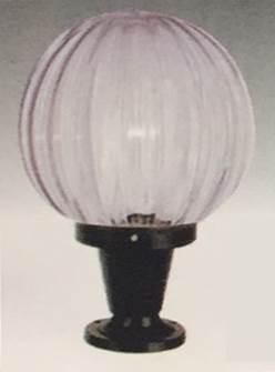 โคมไฟหัวเสา ภายนอก ขั้ว E27 มีหลายแบบ 1