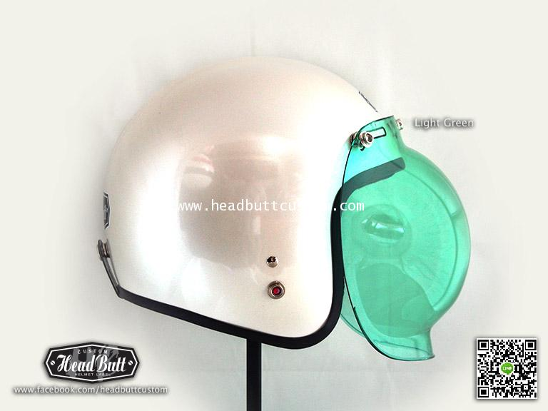 Bubble Shield - Light Green Color (Fix)