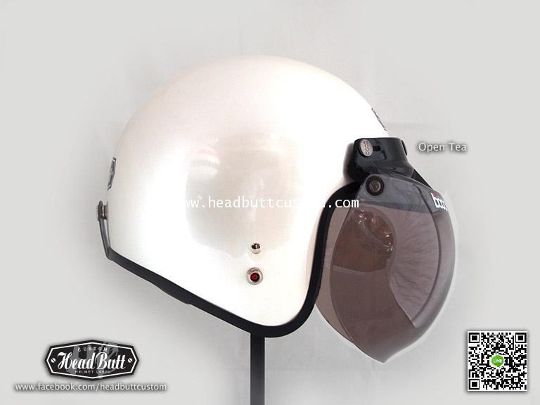 Bubble Shield - Tea Color (open up)