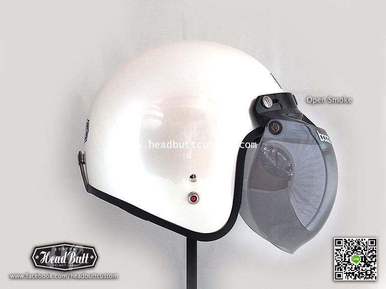 Bubble Shield - Smoke Color (open up)