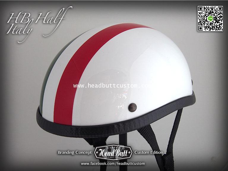 HB Half Helmet * Italy Graphic