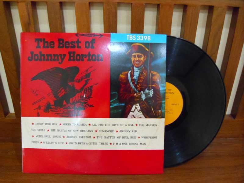 The Best of Johnny Horton