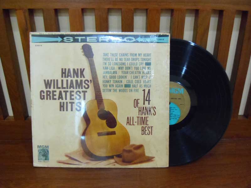 HANK WILLIAMS\' GREATEST HITS