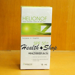 Dermcor Helionof Z SPF50+ PA++ 15ml
