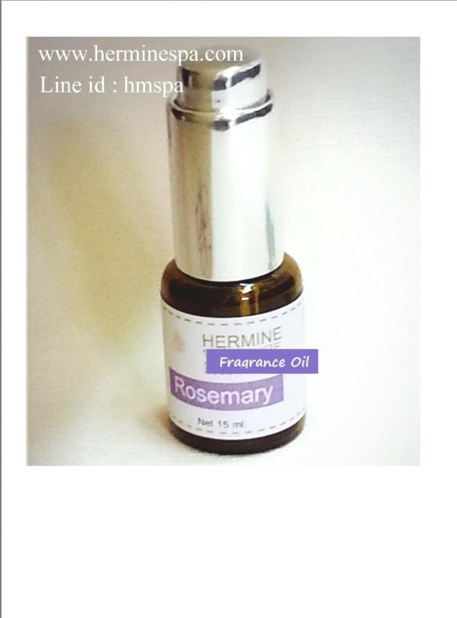 น้ำมันหอมกลิ่น โรสแมรี่ ขนาดบรรจุ 15 ml.