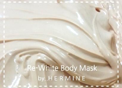ครีมพอกผิวการรีไวท์ 1000 กรัม -ReWhite Body Mask 1000 gm.