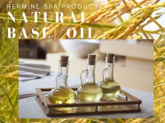 น้ำมันพื้นฐานธรรมชาติ 1 ลิตร / Natural Base oil 1 litr. ♦♦ไม่มีกลิ่น