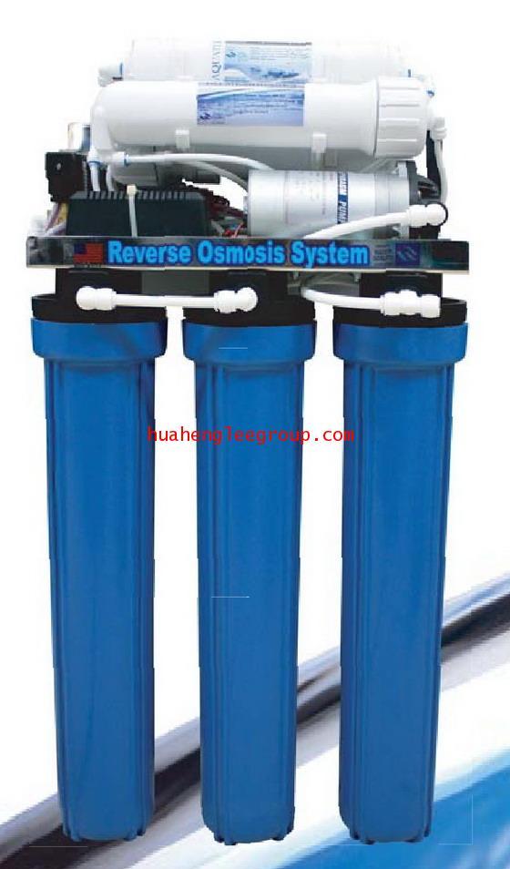 เครื่องกรองน้ำดื่ม 5 ขั้นตอน ระบบ RO 300GPD (Reverse Osmosis) \'TREATTON\'