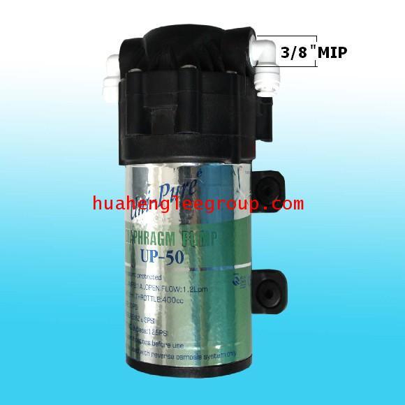 Diaphram Pump สำหรับเครื่องกรองน้ำ RO ขนาด 50GPD
