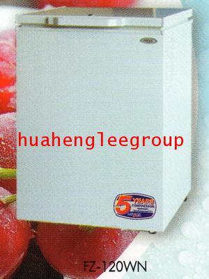 ตู้แช่แข็ง ฝาทึบ สีขาว ขนาด 4.2 คิว (120ลิตร) รุ่น FZ120WN \'MIRAGE\'