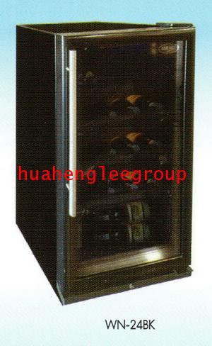 ตู้แช่ไวน์ ขนาด 105 ลิตร (3.7 คิว) รุ่น WN-24BK \'MIRAGE\'
