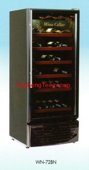 ตู้แช่ไวน์ ขนาด 248 ลิตร (8.8 คิว) รุ่น WN-72BN \'MIRAGE\'