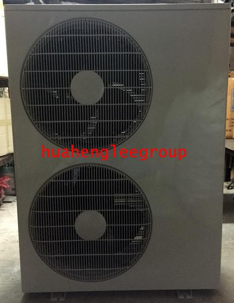 โครงคอยร้อน (ไม่รวมคอมเพรสเซอร์) ขนาด 32000 - 36000BTU (2 ใบพัด)