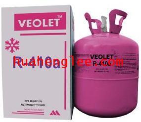 ถังพร้อมน้ำยา ขนาด 10 กิโลกรัม R410A