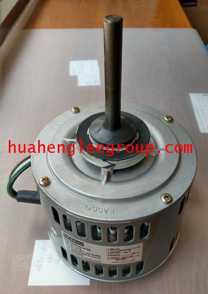 มอเตอร์ คอยล์ร้อน FASCO ชนิดกลม 1/6HP Model:B1-1/6-B (8556LVA-A12S)
