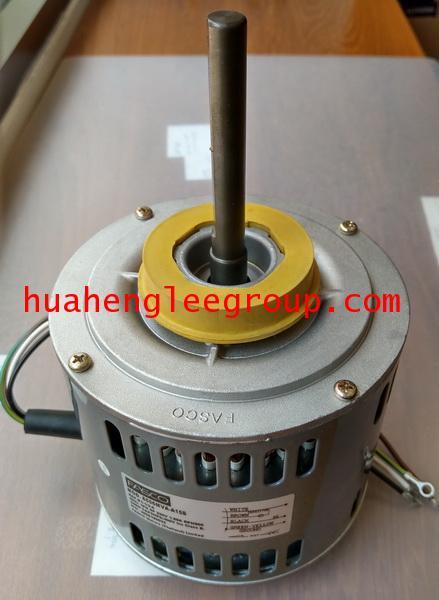 มอเตอร์ คอยล์ร้อน FASCO ชนิดกลม 1/3HP Model:B1-1/3-A (8556MVA-A15S)