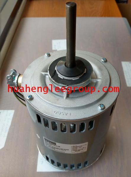 มอเตอร์ คอยล์ร้อน FASCO ชนิดกลม 1/2HP Model:B1-1/2-A (8556NVA-A13S)