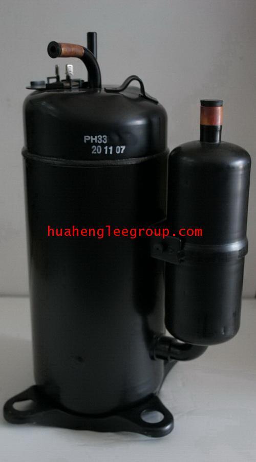 คอมเพรสเซอร์แอร์ โรตารี่ SCI (TOPTECH) MITSUBISHI รุ่น PH33 (220V) ขนาด 20000 BTU