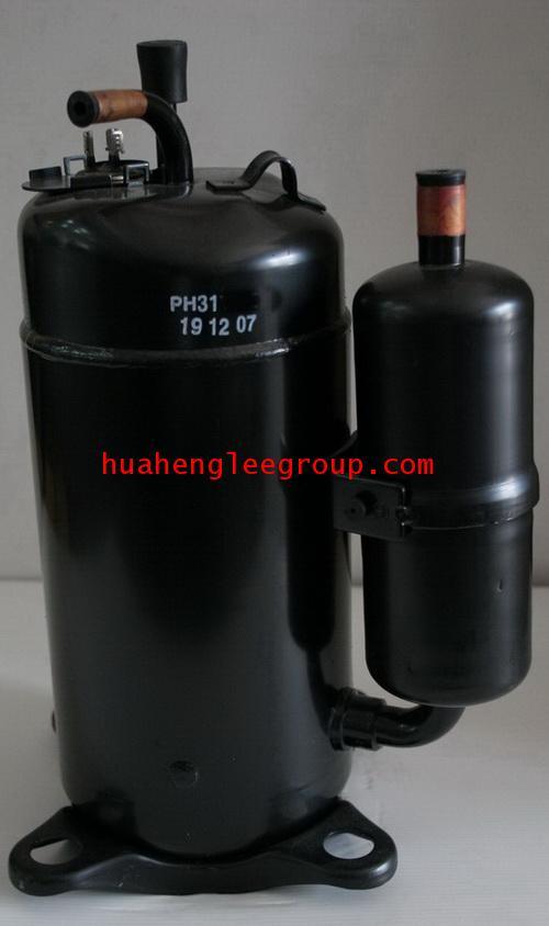 คอมเพรสเซอร์แอร์ โรตารี่ SCI (TOPTECH) MITSUBISHI รุ่น PH31 (220V) ขนาด 18000 BTU