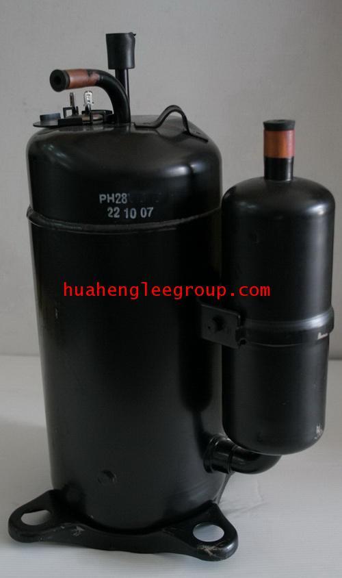 คอมเพรสเซอร์แอร์ โรตารี่ SCI (TOPTECH) MITSUBISHI รุ่น PH28 (220V) ขนาด 16000 BTU