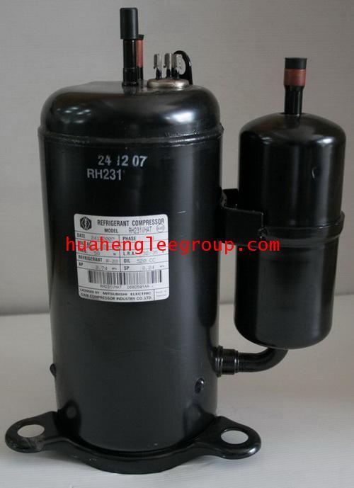 คอมเพรสเซอร์แอร์ โรตารี่ SCI (TOPTECH) MITSUBISHI รุ่น RH231 (220V) ขนาด 13000 BTU