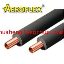 ยางหุ้มท่อ \'AEROFLEX\' ขนาดรู (ID) 2-1/8นิ้ว หนา 1-1/4นิ้ว