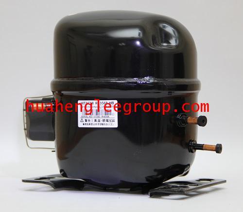 คอมเพรสเซอร์ ตู้เย็น GMCC (HITACHI)  รุ่น RL-4588-RZ ขนาด 1/2HP น้ำยา R404a