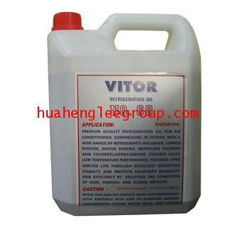 น้ำมันคอมเพรสเซอร์ VICTOR NO.68 (R12,R22) ขนาด 4 ลิตร