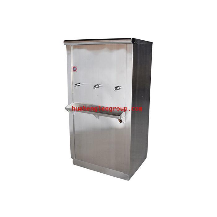 ตู้ทำน้ำเย็น \'KINXONS\' แบบต่อท่อประปา ขนาด 3 หัวก๊อก