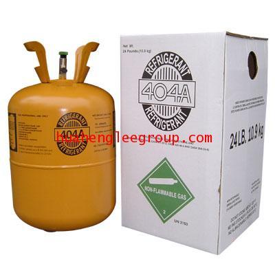 ถังพร้อมน้ำยา ขนาด 10 กิโลกรัม R404A