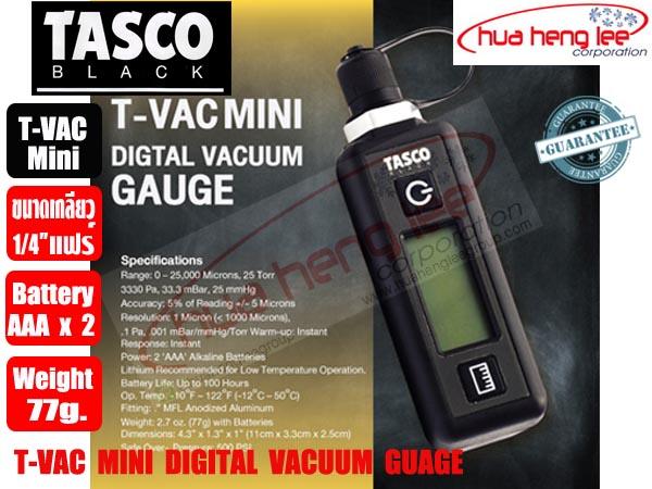 ไมครอนเกจ์ T-VAC Mini Digital Micron Guage ยี่ห้อ TASCO