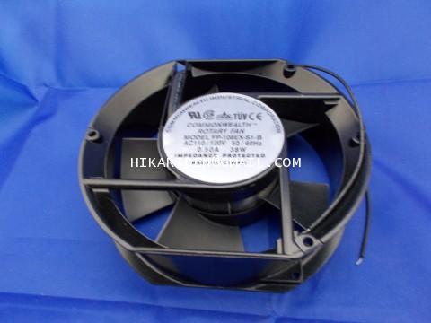 ROTARY FAN : FP-108EX-S1-B AC220240V ������������ 490 ���������