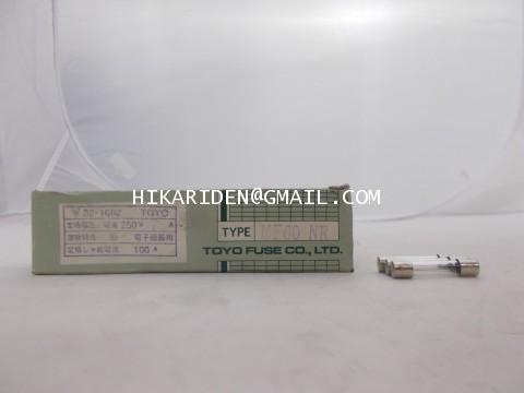 TOYO MF60 250V FUSE 6��30 MM 7A ������������ 20 ���������