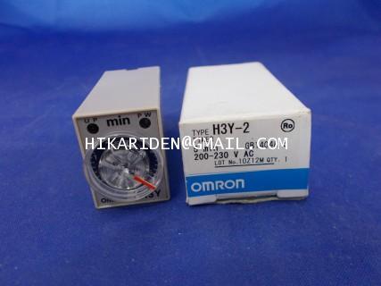 OMRON H3Y-2 5MIN (220VAC)  ������������ 600 ���������