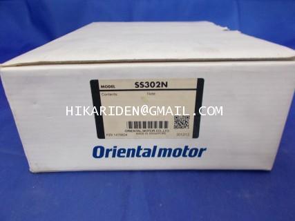 ORIENTAL MOTOR MODEL SS302N ������������ 2,000 ���������