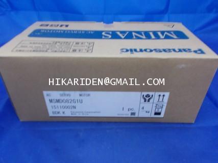 Panasonic MSMD082G1U ������������ 8,500 ���������