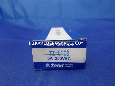 Tend LIMIT SWITCH TZ-8108 5A 250VAC ������������ 460.20 ���������