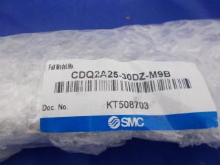 SMC CDQ2A25-30DZ-M9B ������������ 3408